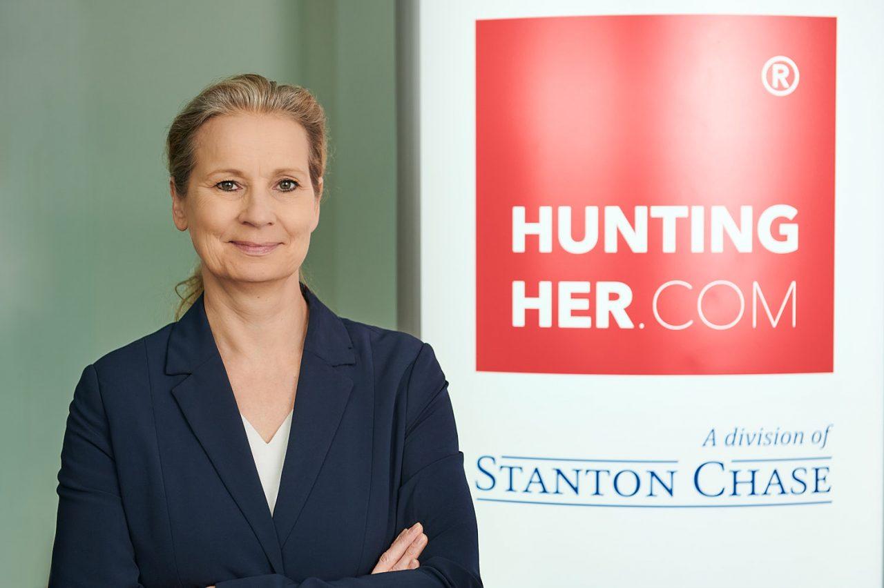 Regina Lindner, Managing Partnerin der auf Diversity-Recruiting (Headhunting) fokussierten Personalberatung Hunting/Her.